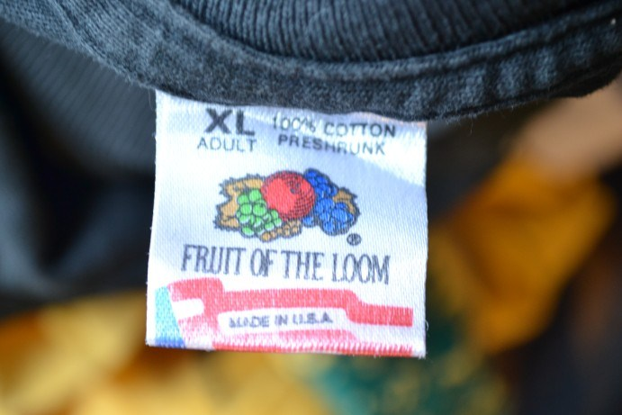 1990s Fruit of the Loom
