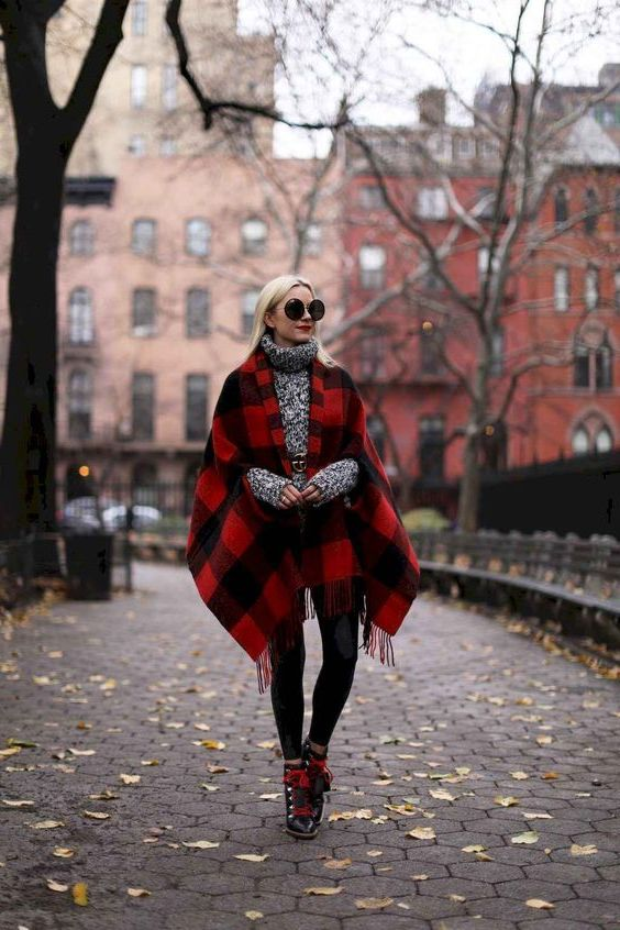 The Ultimate Guide on How to Wear a Poncho Scarf